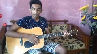Hadana Tharam Oba Hinda - Cover Song