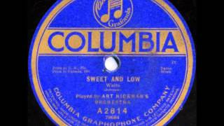 Sweet And Low by Art Hickman's Orchestra