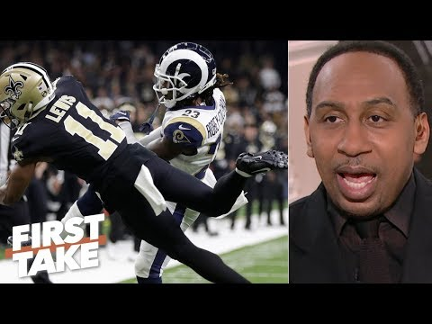 Xxx Mp4 Saints Loss To Rams Is On The League Office Stephen A First Take 3gp Sex