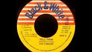 EEK A MOUSE - Tell Them [1981]