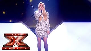 Louisa Johnson sings Forever Young (Winner's Song) | The Final Results | The X Factor 2015