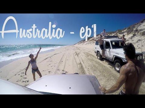 Download Troopy trip, Australia, WA - episode1 [preparation] free