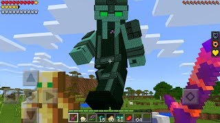 I FOUND The New ADMIN Boss Mob in Minecraft Pocket Edition * LEAKED *