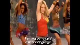 Shakira ~ Waka Waka