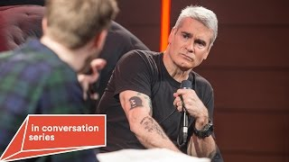 In Conversation w/ Henry Rollins (part 1 of 2)