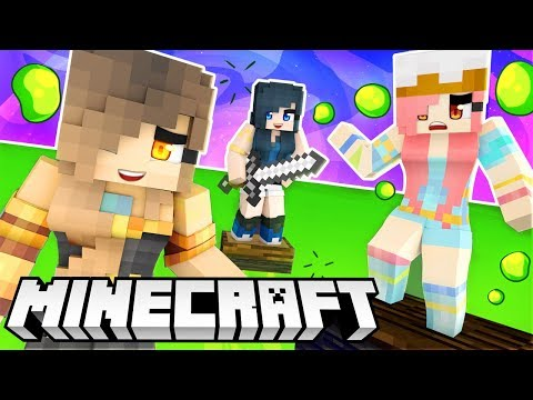 The most intense game ever Minecraft Flood Escape