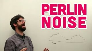 I.5: Perlin Noise - The Nature of Code