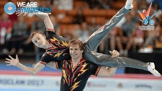 Acrobatic Gymnastics World Championships - Finals Day 1