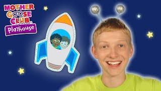 Rocket to Mars | Alien Space Adventure | Mother Goose Club Playhouse Kids Video