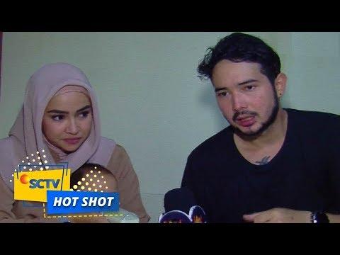 Donny Michael dan Aryani Bawa Sang Anak ke Lokasi Syuting - Hot Shot