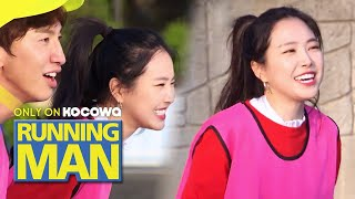 From Our Team, It'll Be Na Eun And The Giant [Running Man Ep 459]
