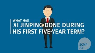What has Xi Jinping done during his first five-year term?