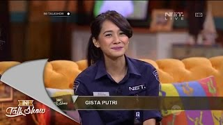 Ini Talk Show 30 Januari 2015 Part 1/4 - Cast Sitkom The East