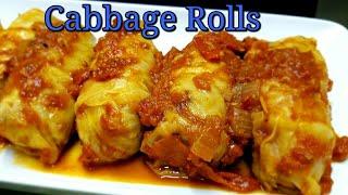Resep Kobis gulung isi daging
