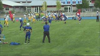Six-man football provides wild new game