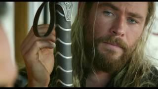 Thor And Hulk During Captain America Civil War.