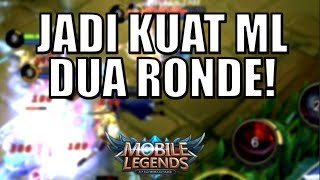 KESERINGAN ML, PEMUDA INI NEKAT LANJUT DUA RONDE! • Mobile Legends Indonesia