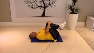 Como aliviar a dor na coluna