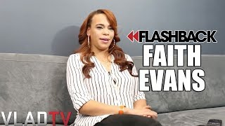 Flashback: Faith Evans Details Beating Up a Few of Biggie