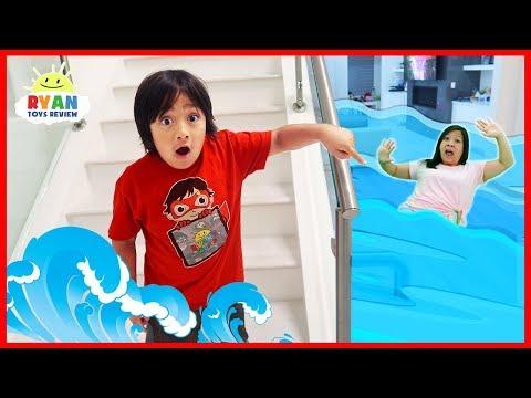 Why do Flood Happen Educational Video for Kids