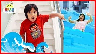 Why do Flood Happen?????? Educational Video for Kids!!!!