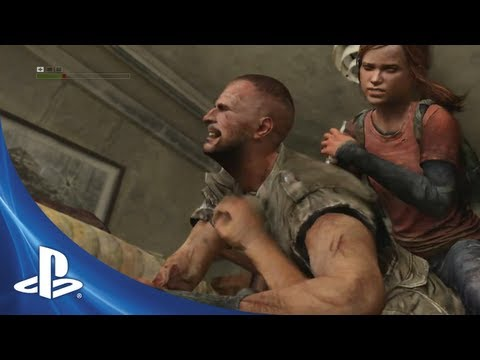 The Last of Us E3 2012 Gameplay