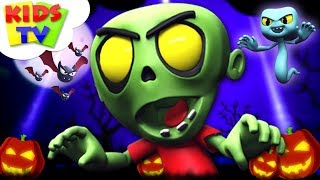 Hello It's Halloween   Halloween Songs For Kids + More Scary Rhymes by Kids TV