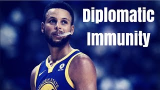 "Stephen Curry Mix - ""Diplomatic Immunity""    Drake"