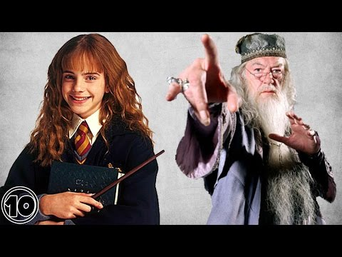 Top 10 Harry Potter Most Powerful Wizards & Witches