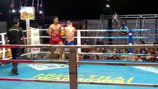 (TKO R3) Saimir 7MT vs Thai - Rayong Province