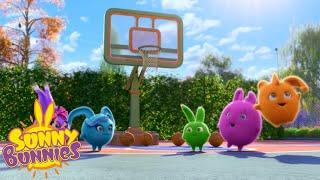 Cartoons For Children | Sunny Bunnies FLUFFY-EARED TEAM | NEW SEASON | Funny Cartoons For Children