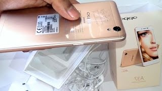 Oppo || A37 || Gold || Full || Review and Unboxing ||