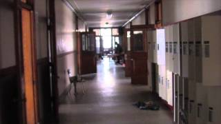 Inside the Abandoned Woonsocket Middle School