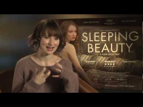 Emily Browning Interview -- Sleeping Beauty   Empire Magazine