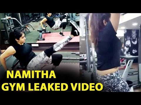 Xxx Mp4 Namitha GYM WorkOut Leaked Video Hulchul In Social Network Unseen Video 3gp Sex