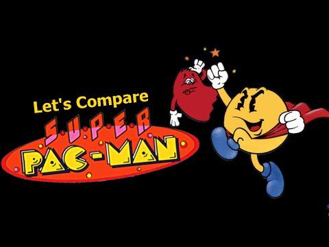 Let s Compare Super Pac Man