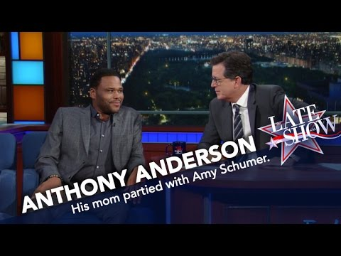Anthony Anderson s Mom Almost Got Him Thrown Out Of An HBO Party