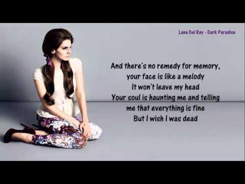 Xxx Mp4 Lana Del Rey Dark Paradise Lyrics 3gp Sex