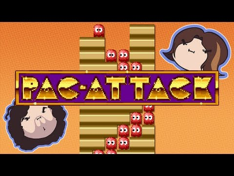 Pac Attack Game Grumps VS
