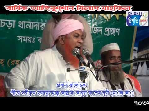 আবুল কাসেম নুরী নতুন ওয়াজ | Allama Abul Kashem Nuri | Bangla Waz Mahfil | Chisty Waz | 2018