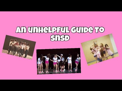 unhelpful guide to snsd ot9