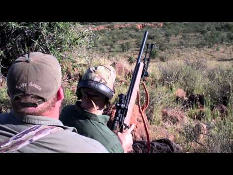 Hunting Plains Game in Eastern Cape South Africa