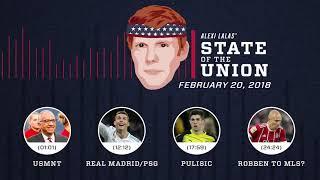 USMNT, Champions League, Robben & MLS | EPISODE 3 | ALEXI LALAS