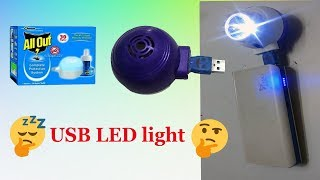 How to Make USB LED Light From Allout