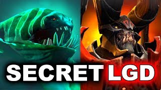 SECRET vs LGD - Perfect World Masters - Minor DOTA 2