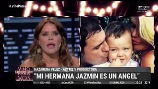 Vino Para Vos - Programa #173 08/02/2018   Mano a mano con Nazarena Vélez