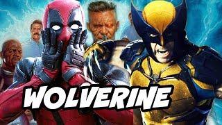 Deadpool 2 Trailer - Wolverine, Juggernaut and Jacksepticeye Breakdown