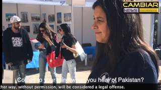 What do Lebanese think of Pakistan?