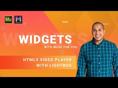 Xxx Mp4 HTML5 Video Player With Lightbox Widget Adobe Muse CC Muse For You 3gp Sex