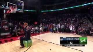 Jeremy Evans - 2013 NBA Slam Dunk Contest